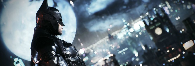 Предзагрузка Batman: Arkham Knight уже доступна
