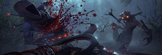 15 минут геймплея Shadow Warrior 2