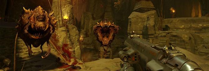 Bethesda отменила прошлую версию DOOM из-за схожести с Call of Duty