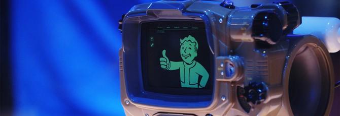 "iPhone 6+ и другие ""лопаты"" не влезут в Pip-Boy Fallout 4"