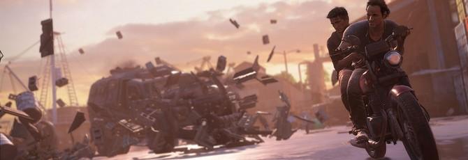 Полноценное демо Uncharted 4 с E3 2015