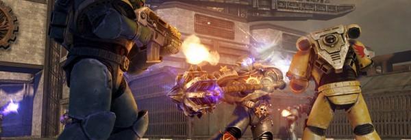 Мультиплеерный трейлер Warhammer 40k: Space Marine – классы