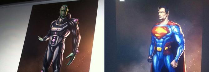 Новая утечка материалов к игре про Супермена от Warner Bros. Montreal
