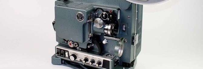 Как работает механический кинопроектор