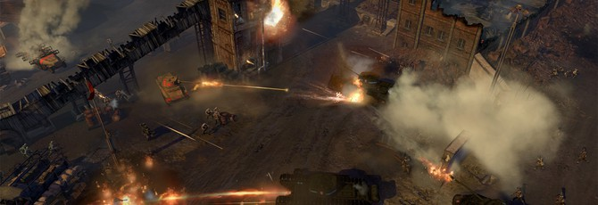 Анонс Company of Heroes 2: The British Forces