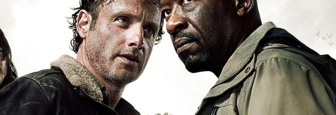 Первый трейлер шестого сезона The Walking Dead