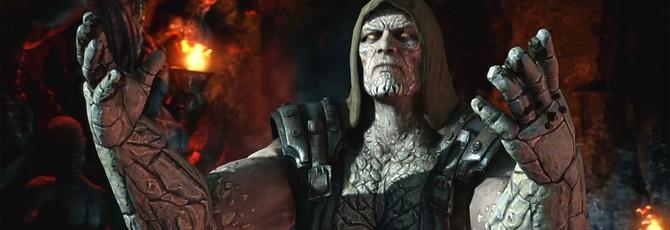 Трейлер персонажа Tremor для Mortal Kombat X