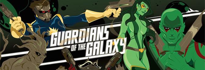 Первый тизер мультсериала Guardians of the Galaxy
