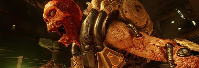 Новые скриншоты Doom с QuakeCon 2015