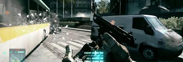 Система очков Battlefield 3