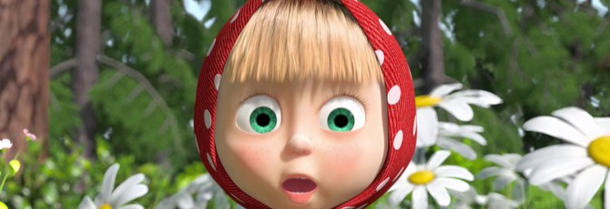 """Маша и Медведь"" выйдет на сервисе Netflix"