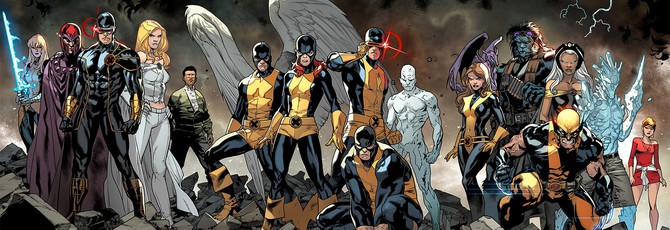 FOX хочет снять сериал X-Men