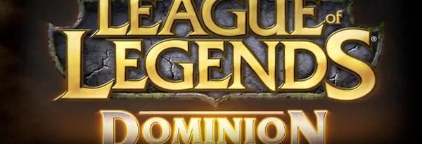 Геймплейное видео режима Dominion в League of Legends