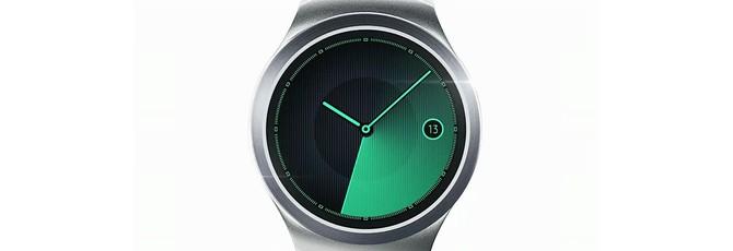 Новые умные часы Gear от Samsung