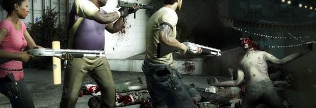 The Passing – первое дополнение Left 4 Dead 2