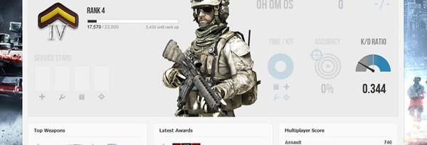 Игроки в Battlefield 3 могут создавать лишь одного солдата?
