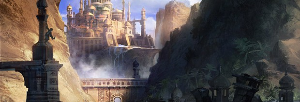 Детали Prince of Persia: The Forgotten Sands