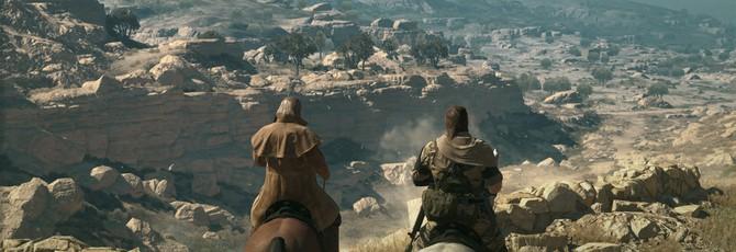 Metal Gear Solid 5 выдает стабильные 60 fps на PS4 и Xbox One