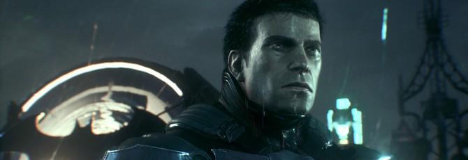 Патч PC-версии Batman: Arkham Knight официально вышел