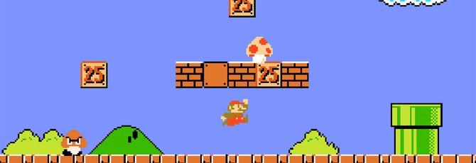 Секреты создания Марио и самого первого уровня