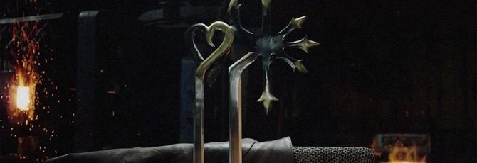 MAN AT ARMS делает Ключ-Клинок из Kingdom Hearts