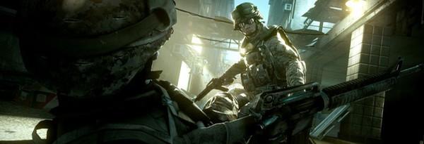 Кооперативный режим Battlefield 3