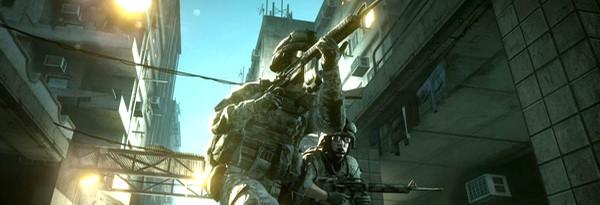 Кооператив Battlefield 3 только через онлайн