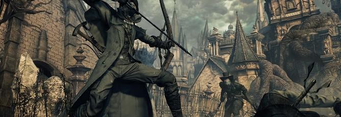 6 минут экранного геймплея The Old Hunters для Bloodborne
