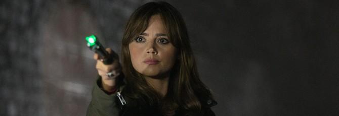 Дженна Коулман покидает Doctor Who