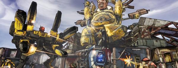 Скриншоты Borderlands 2 с gamescom 2011