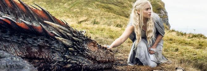 Как создавались драконы Game of Thrones взявшие Эмми за графику