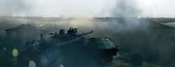 Новое геймплейное видео Battlefield 3 с gamescom 201
