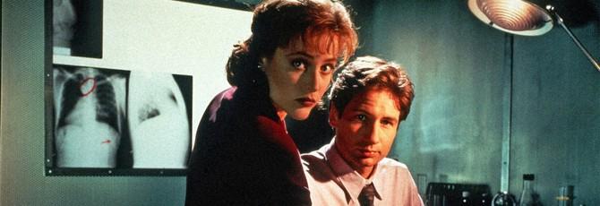 Новый трейлер X-Files