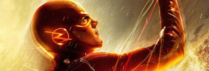 Новый тизер второго сезона The Flash