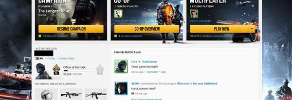 PC версия Battlefield 3 без браузера серверов