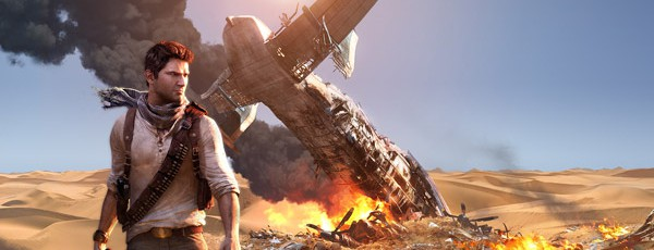 Шесть минут Uncharted 3