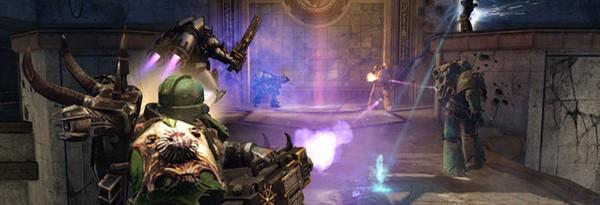 4 геймплейных ролика Warhammer 40k: Space Marine
