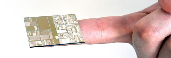 IBM уменьшает транзисторы при помощи нанотрубок