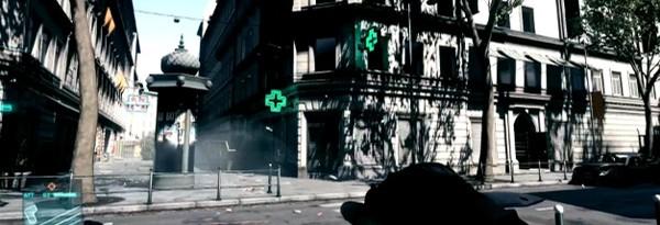 Battlefield 3: убийство ножом от третьего лица
