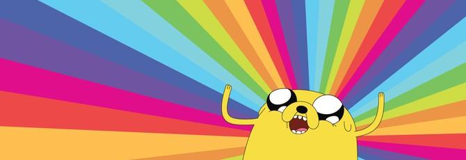 Warner Bros. снимут Adventure Time