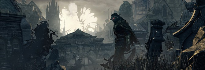 Sony наградила Bloodborne званием Game of the Year