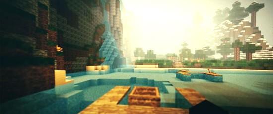 Кто сказал, что в Minecraft плохая графика?