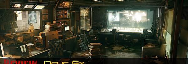 Обзоры Deus Ex: Human Revolution
