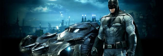 Объявлен оставшийся контент сезонного пропуска Batman: Arkham Knight