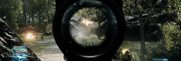 Battlefield 3: кастомизация оружия, отдача, снайперы и другое