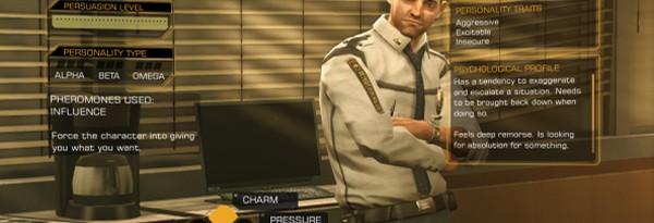 Deus Ex: Human Revolution – переговоры и допросы