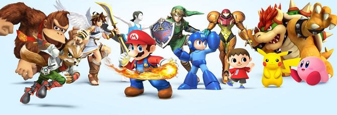 Лучший игрок Super Smash Bros. проиграл, тем самым закончился его победный стрик в 53 турнира