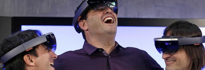Asus заинтересована в выпуске собственной версии HoloLens