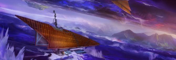 Разработчики Scribblenauts собирают $500 тысяч на новую игру — Anchors in the Drift