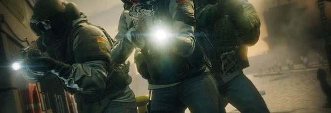 Новый геймплейный трейлер Rainbow Six: Siege